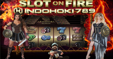 slot on fire