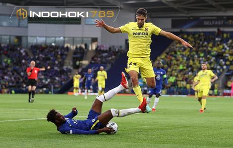 Chelsea Vs Villarreal di Piala Super Eropa, Hukuman Babak Kedua