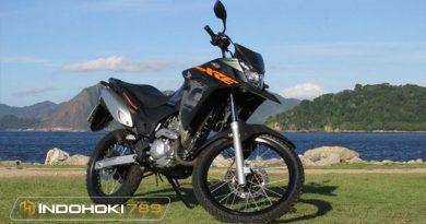Honda XRE 300 edisi 2021.