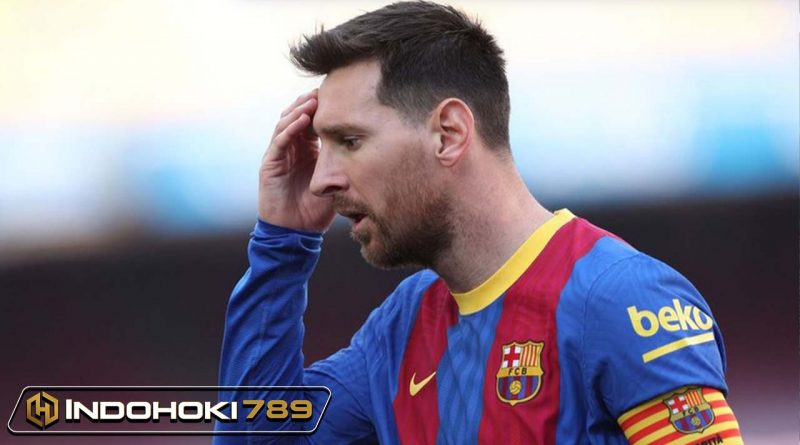 Tamat! Lionel Messi Tidak Perpanjang Kontrak di Barcelona