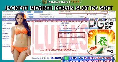 Jackpot Slot di Indohoki789